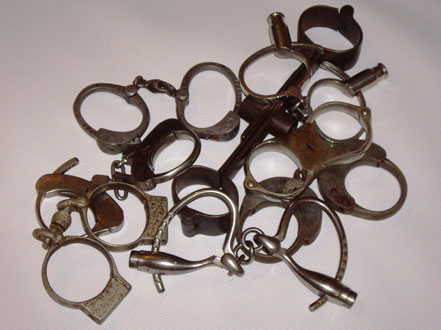 Rare Handcuffs and Shackles